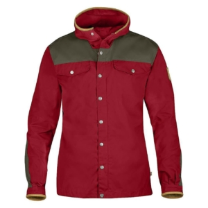 Fjallraven No.1 Special Edition Jacket Deep Red
