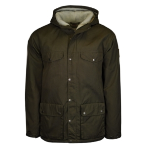 Fjallraven Greenland Winter Jacket Tarmac