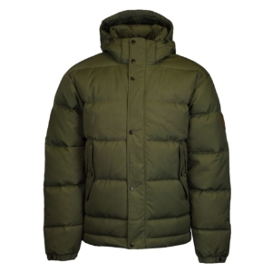 Fjallraven Ovik Jacket Green