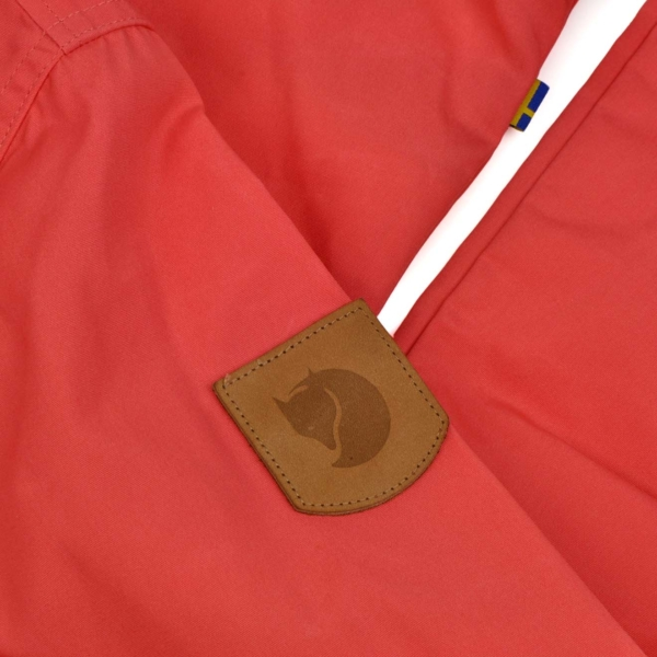 Fjallraven Womens Greenland Jacket Pink