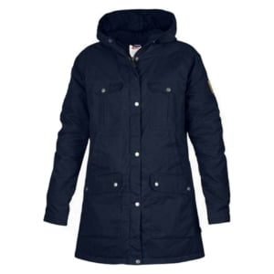 Fjallraven Womens Greenland Parka Dark Navy
