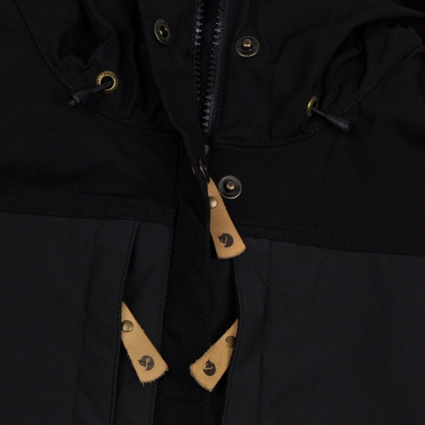 Fjallraven Womens Keb Jacket Black