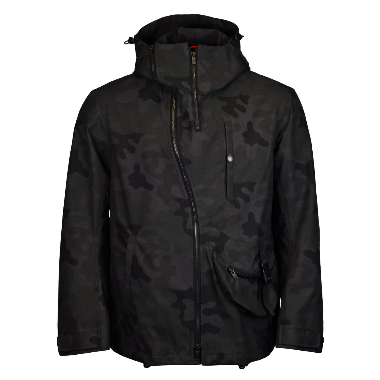 Grenfell Bowfell Jacket Camo Black