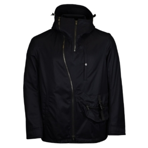 Grenfell Cloth Bowfell Jacket Navy