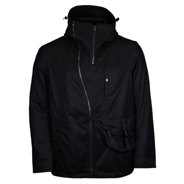 Grenfell Cloth Bowfell Jacket Navy