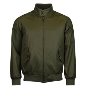 Grenfell Cloth Harrington Jacket Olive
