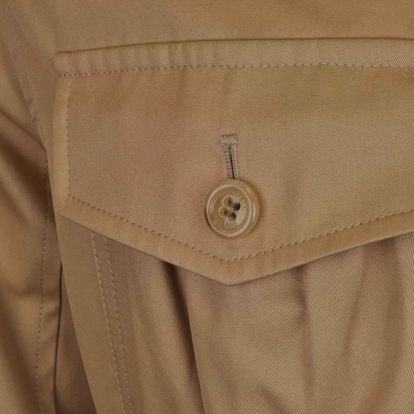 Grenfell Malborough Cloth Jacket Biscuit   The Sporting Lodge