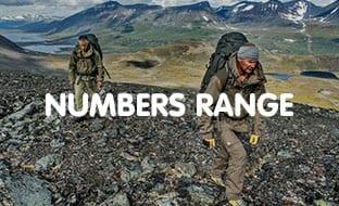 Fjallraven Numbers Range
