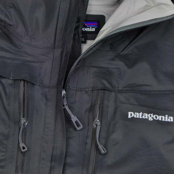 patagonia minimalist wading jacket forge grey
