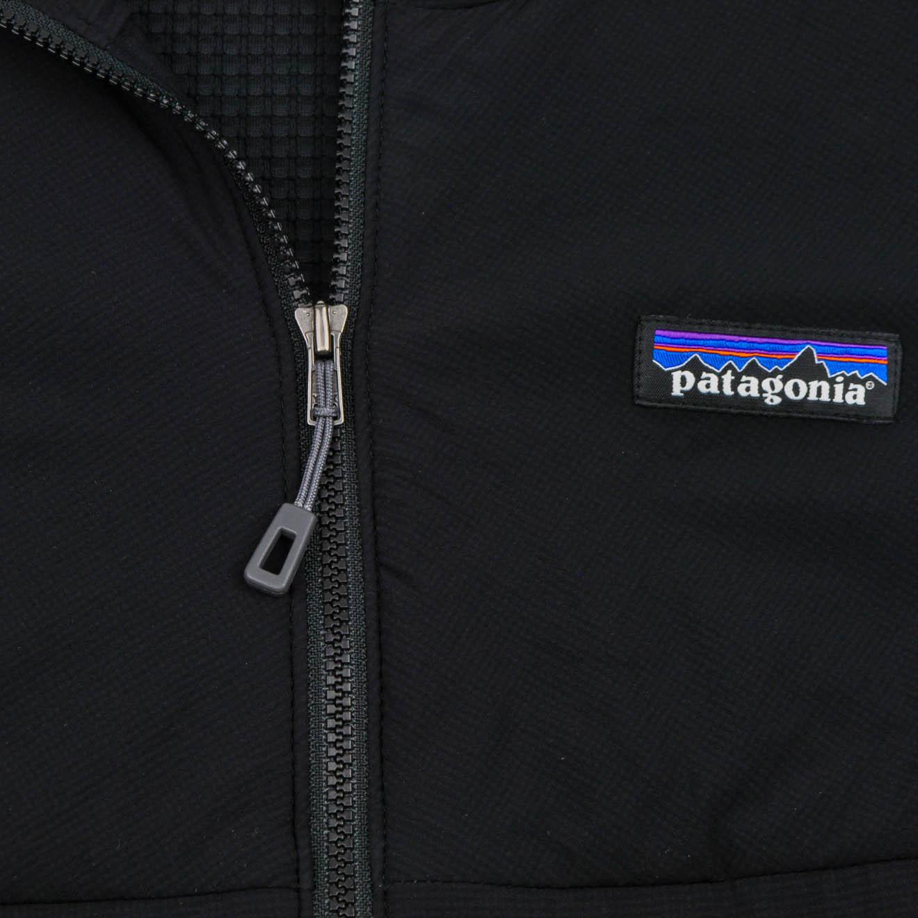 85e2b051d4 Patagonia Nano-Air Light Hybrid Hoody Black - The Sporting Lodge