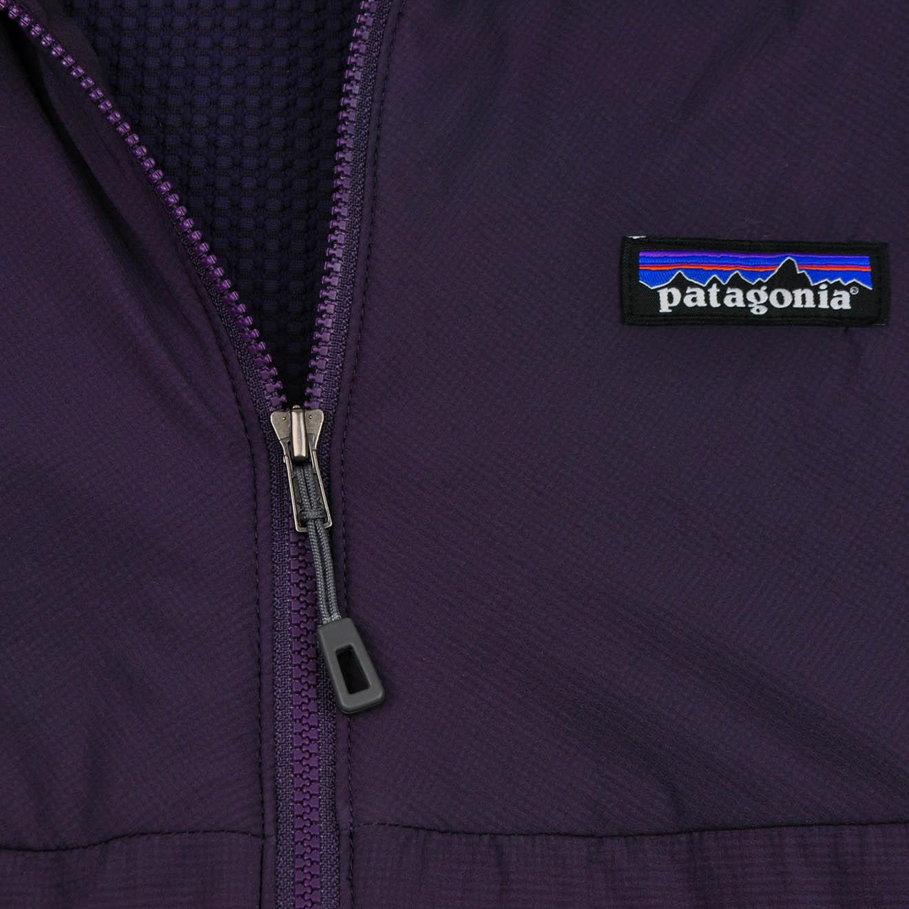 Patagonia Nano Air Light Hybrid Hoody Pilton Purple The
