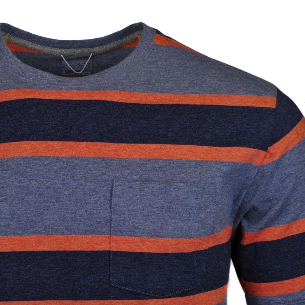 patagonia squeaky clean pocket Tshirt ruby dolomite