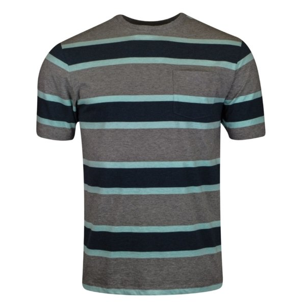 patagonia squeaky clean pocket Tshirt rugby feather grey