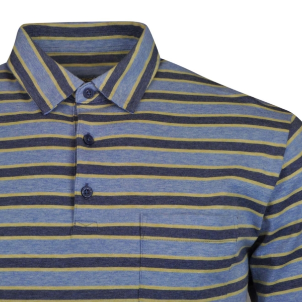 Patagonia Squeaky Clean Polo Railroad Blue