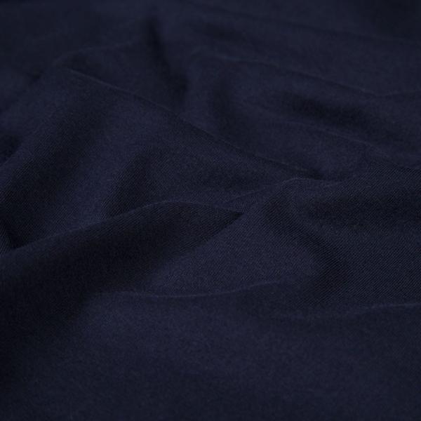 Sunspel Short Sleeve Classic Crew Neck T-Shirt Navy