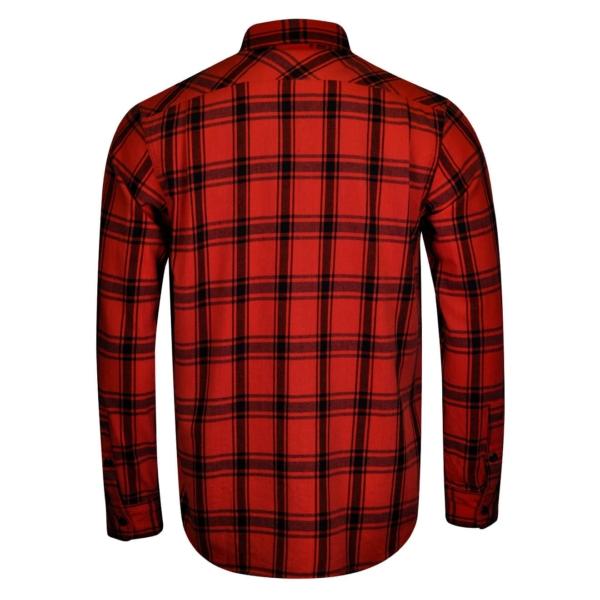 Filson Scout Shirt Red Black