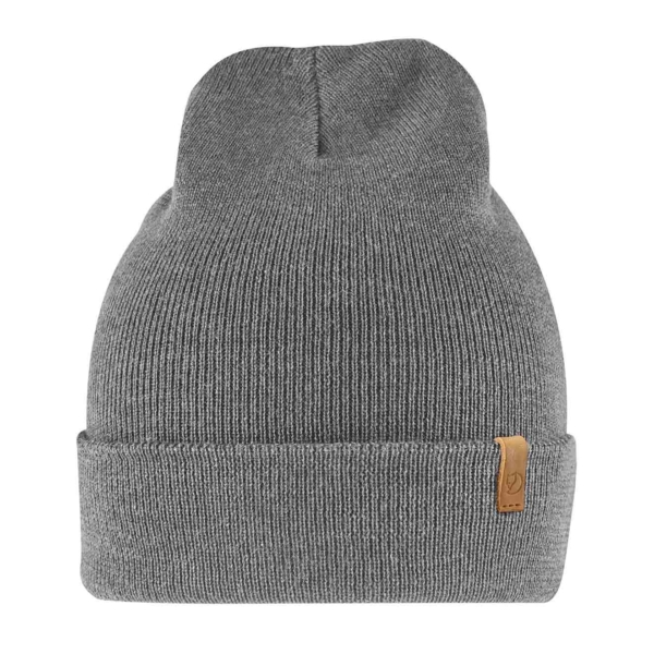 Fjallraven Classic Knit Hat Grey