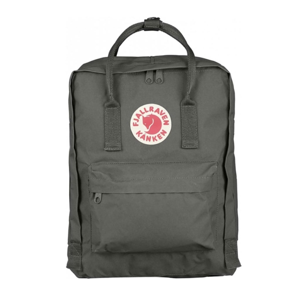 Fjallraven Kanken Classic Backpack Super Grey