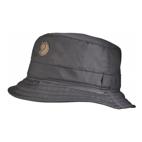 Fjallraven Kiruna Hat Dark Grey