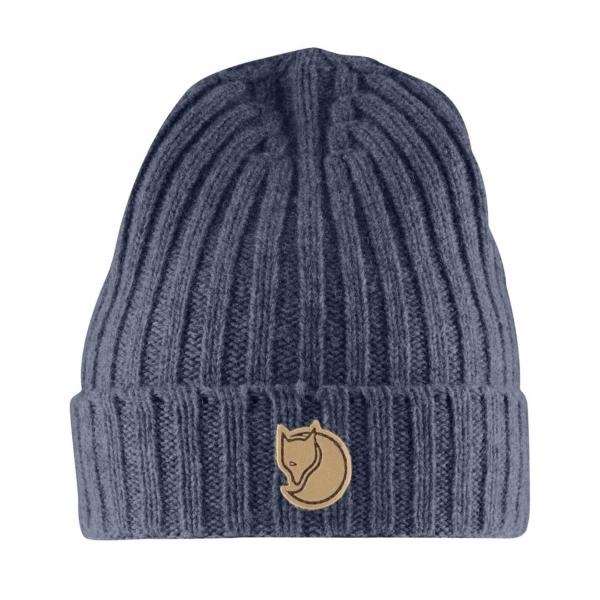 Fjallraven Re-Wool Hat Dark Navy
