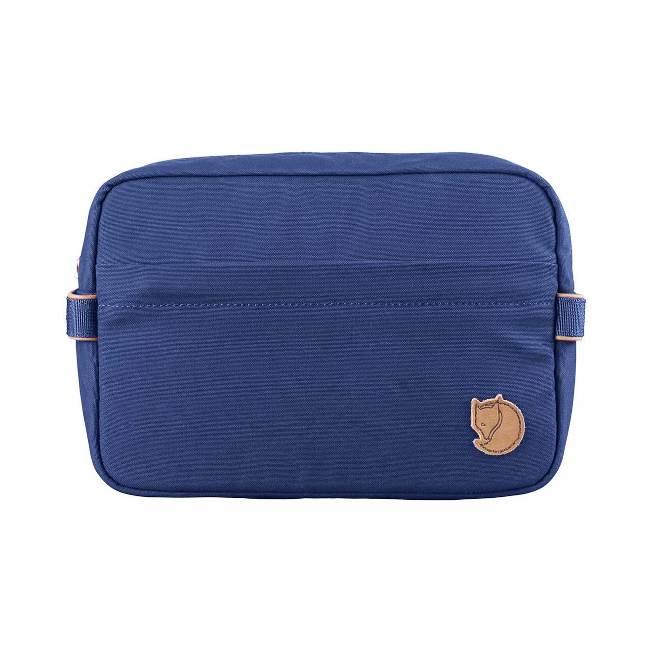 Fjallraven Travel Toiletry Bag Deep Blue - The Sporting Lodge 9b4f59dedd152
