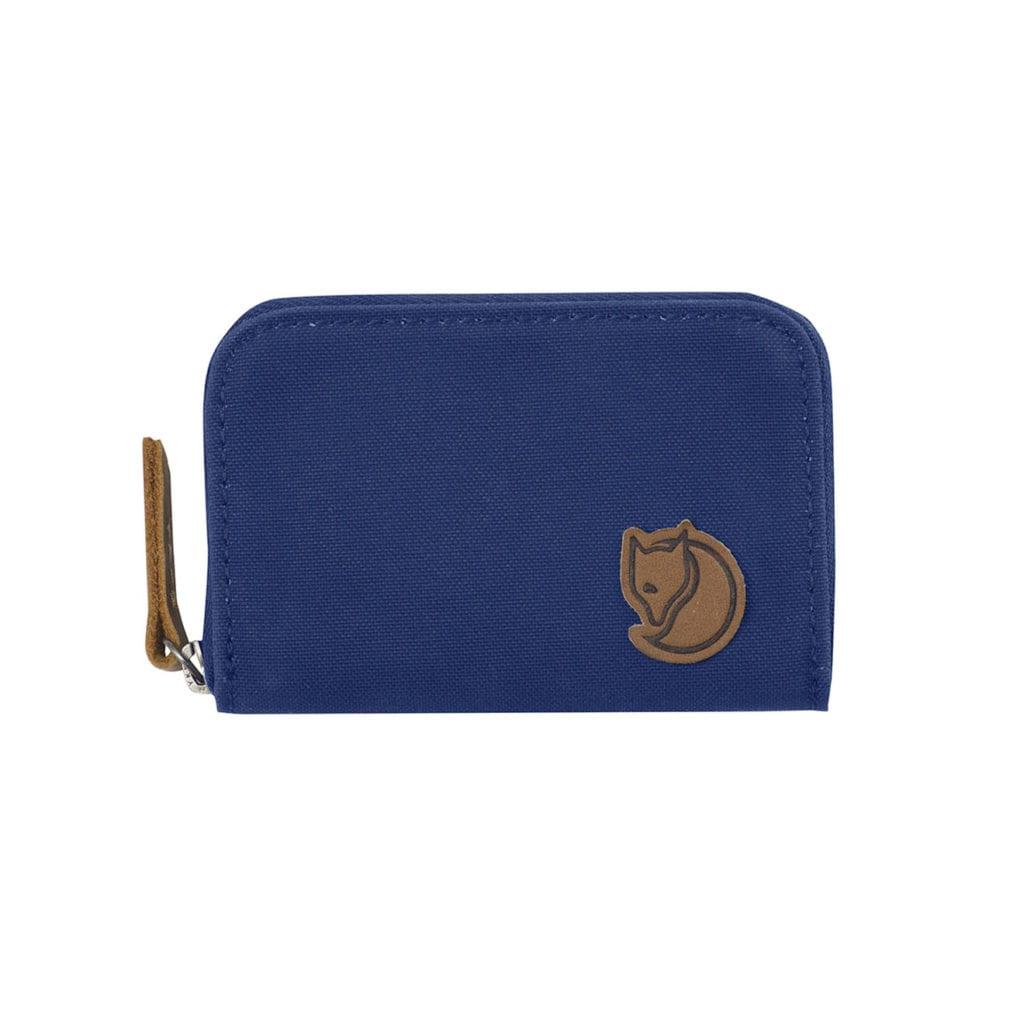 Fjallraven Zip Card Holder Deep Blue