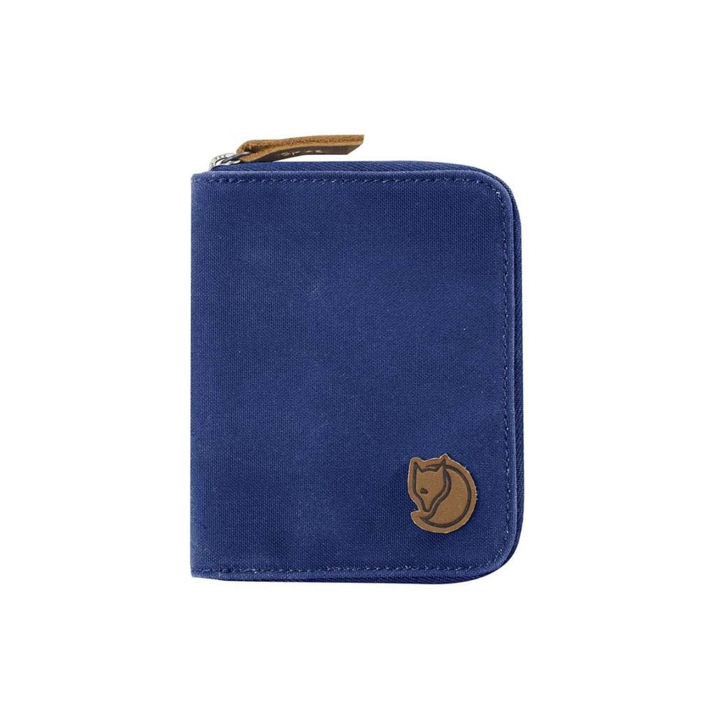 Fjallraven Zip wallet Deep Blue