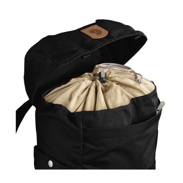 Fjallraven Greenland Top Large Backpack Black