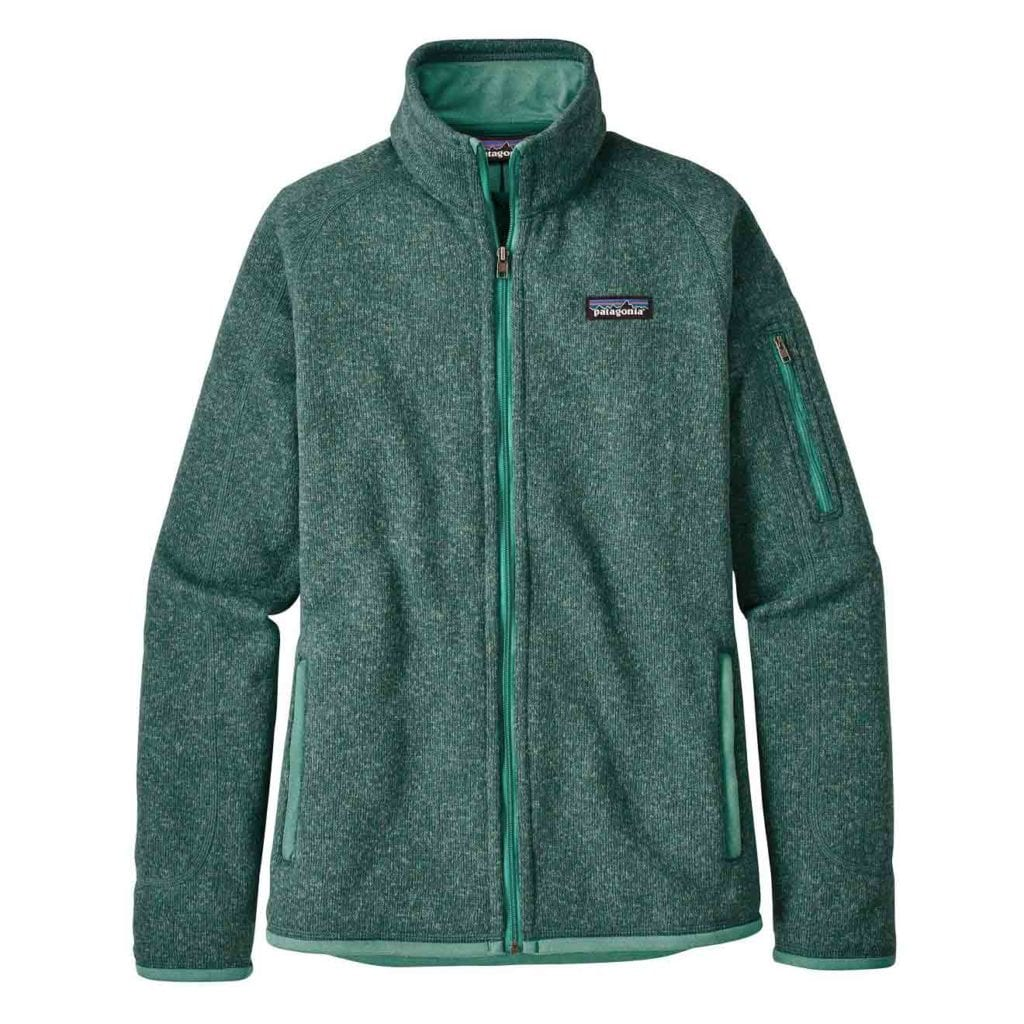 Patagonia Womens Better Sweater Fleece Jacket