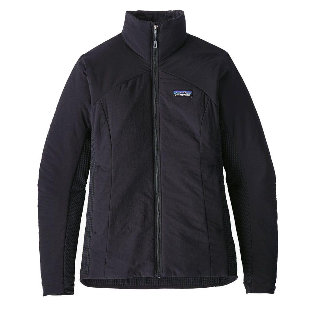 Patagonia Womens Nano Air Light Hybrid Jacket Black