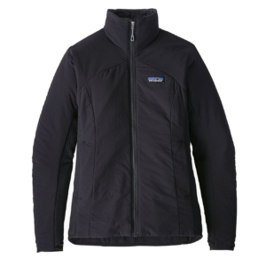Patagonia Womens Nano Air Light Hybrid Jacket Black