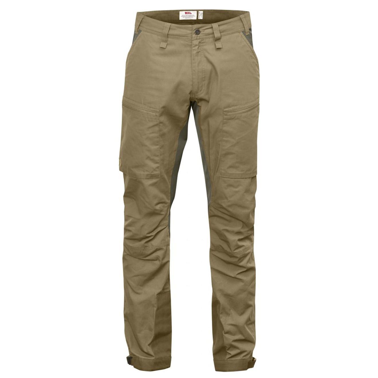 Fjallraven Lite Trekking Trousers Sand