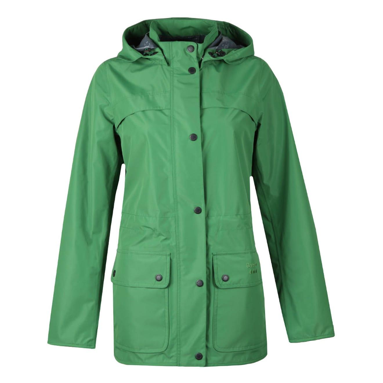 4bed86734 Barbour Womens Barometer Weather Comfort Jacket Clover