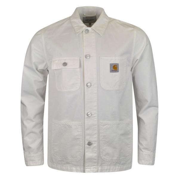 Carhartt Michigan Chore Jacket Off White