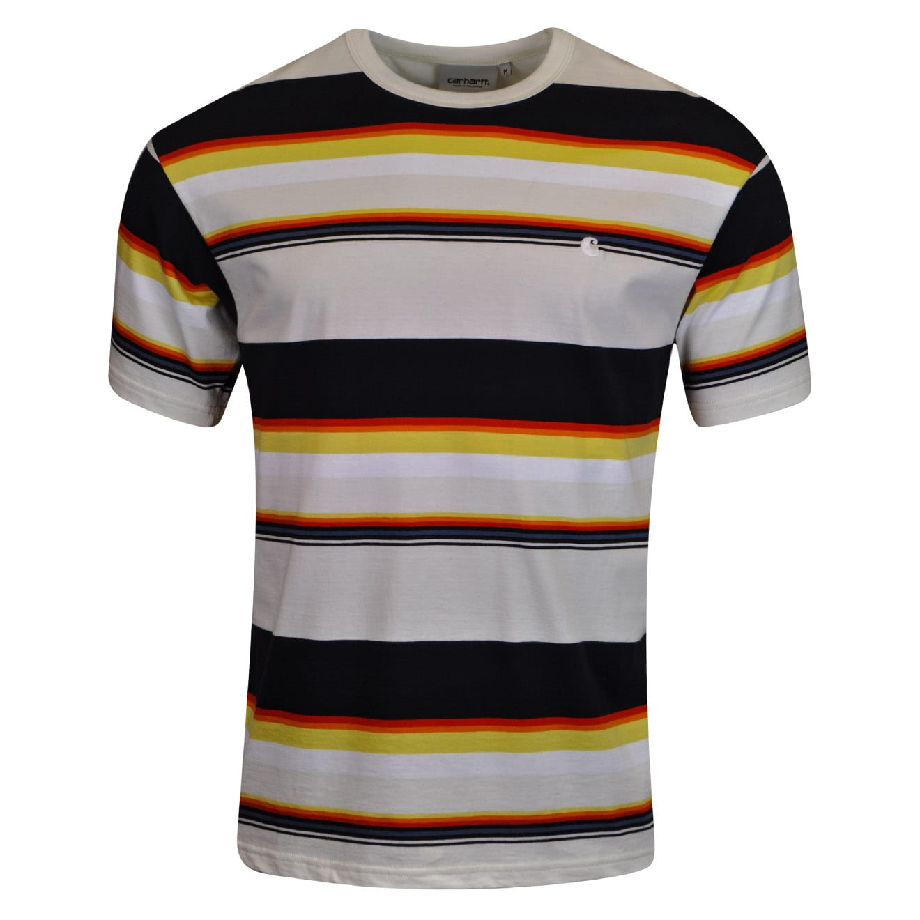 Carhartt sunder stripe t shirt the sporting lodge for Carhartt tee shirts sale