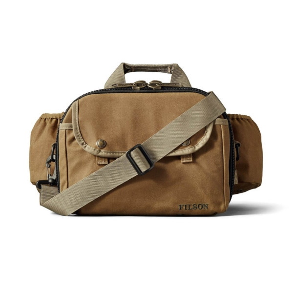 Filson Fishing Pack Dark Tan Dark Tan