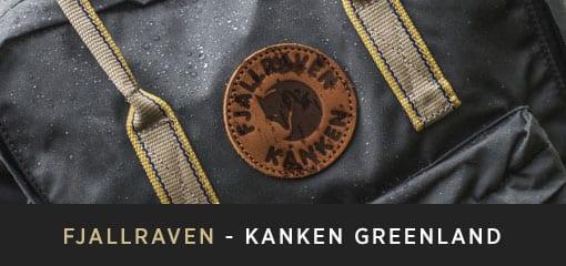 Fjällräven Kanken Greenland Bag