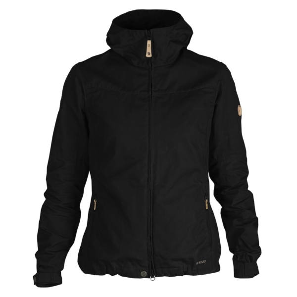 Fjallraven Womens Stina Jacket Black