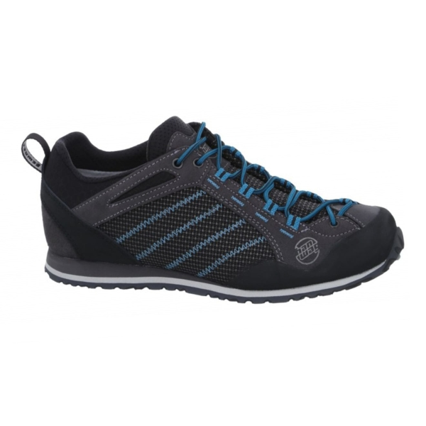 Hanwag Makra Urban Walking Shoes Asphalt Blue