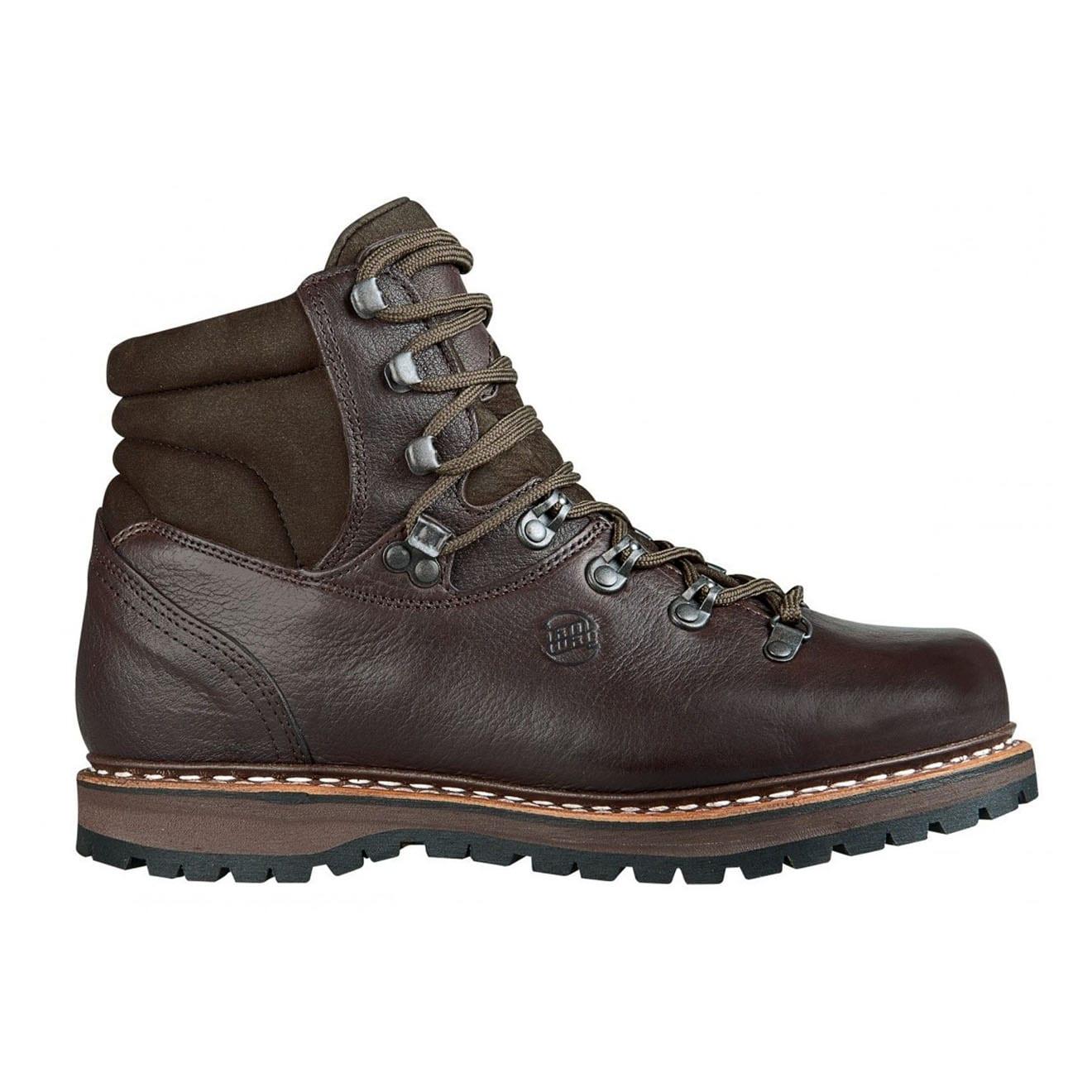 Hanwag Tashi Walking Boots Marone Chestnut