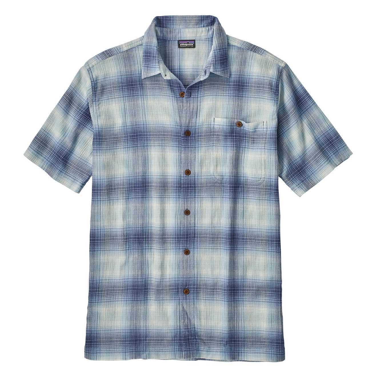 Patagonia A/C Shirt Railroad Blue
