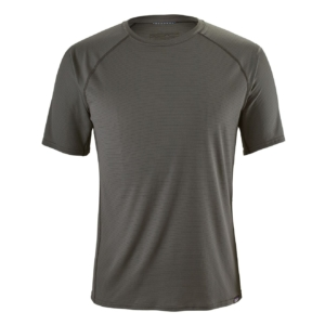 Patagonia Capilene Lightweight base Layer T-Shirt Forge Grey