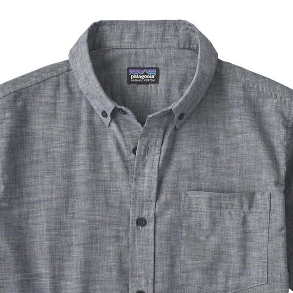 Patagonia Lightweight Bluffside Shirt Classic Navy
