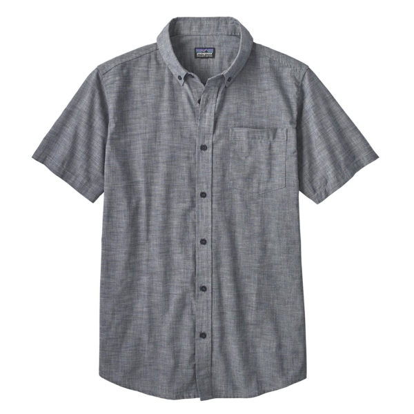 Patagonia Lightweight Bluffside Shirt Classic Navy