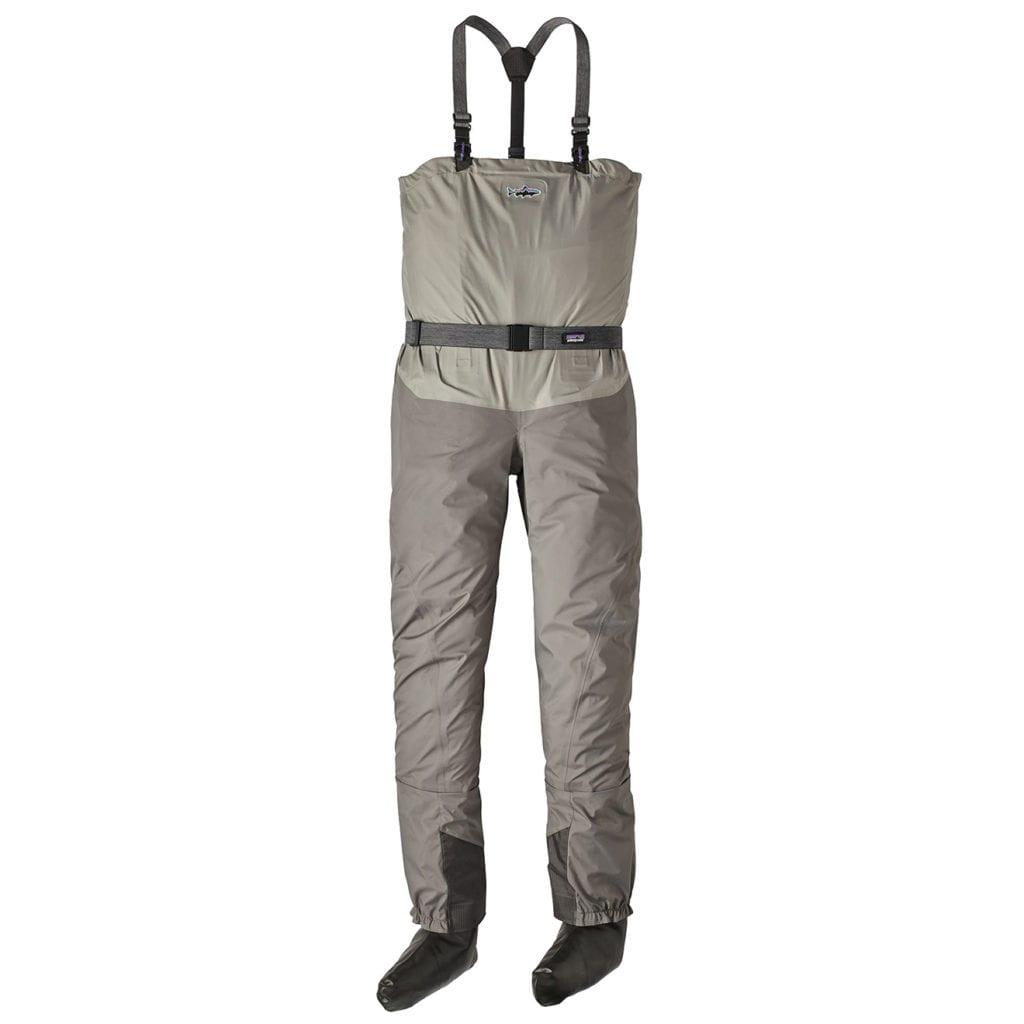 Patagonia Middle Fork Packable Waders Regular Hex Grey