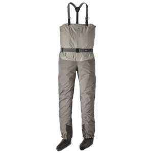 Patagonia Middle Fork Packable Waders Regular Hex Grey