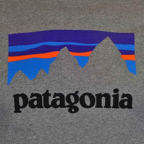 Patagonia Shop Sticker Responsibili Tee