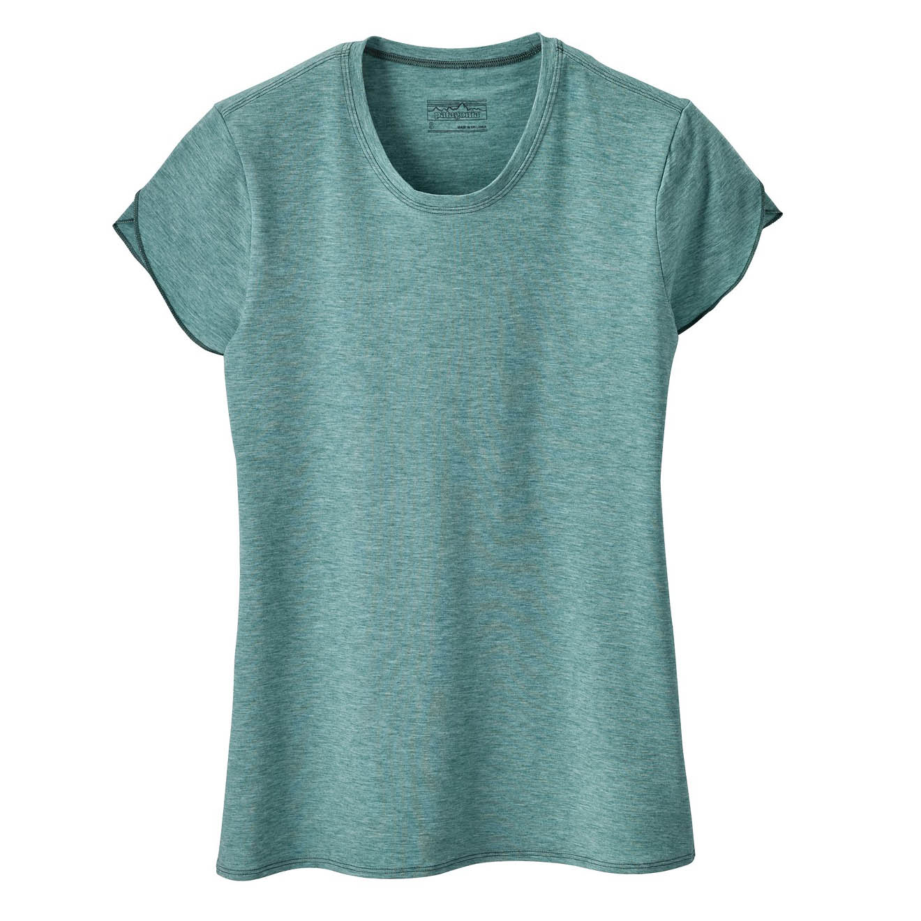 Patagonia Womens Glorya T-Shirt Beryl Green