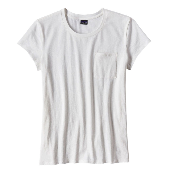 Patagonia Womens Mainstay T-Shirt White
