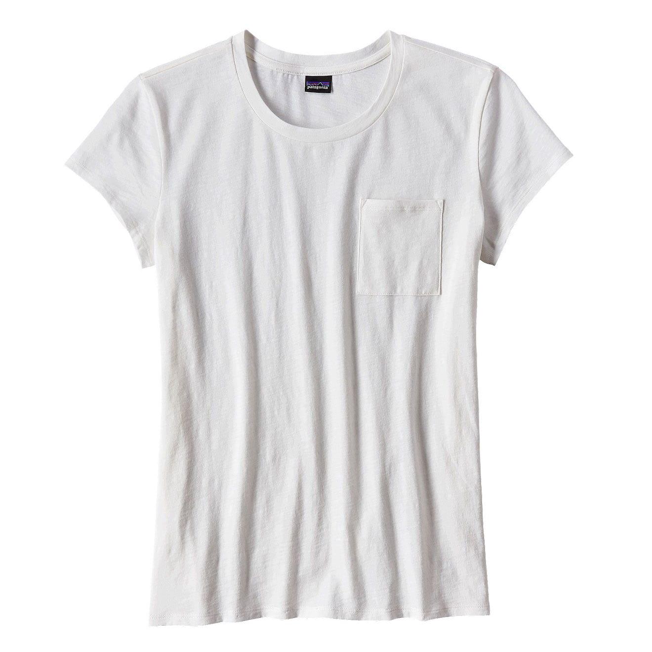Patagonia Womens Mainstay T-Shirt White